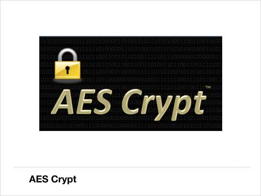 3 - AES Crypt