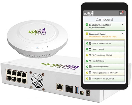Uplevel Systems Secure SMB Suite